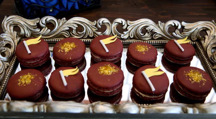 Macarons3 Brave Knight Guest Dessert Feature