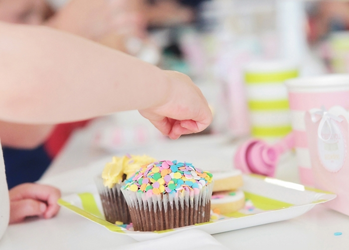 Ideas para una baking party