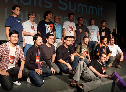 "Participação no ""Rails Summit Latin America"""