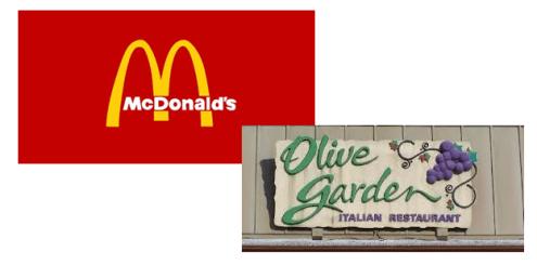 olive garden mcds