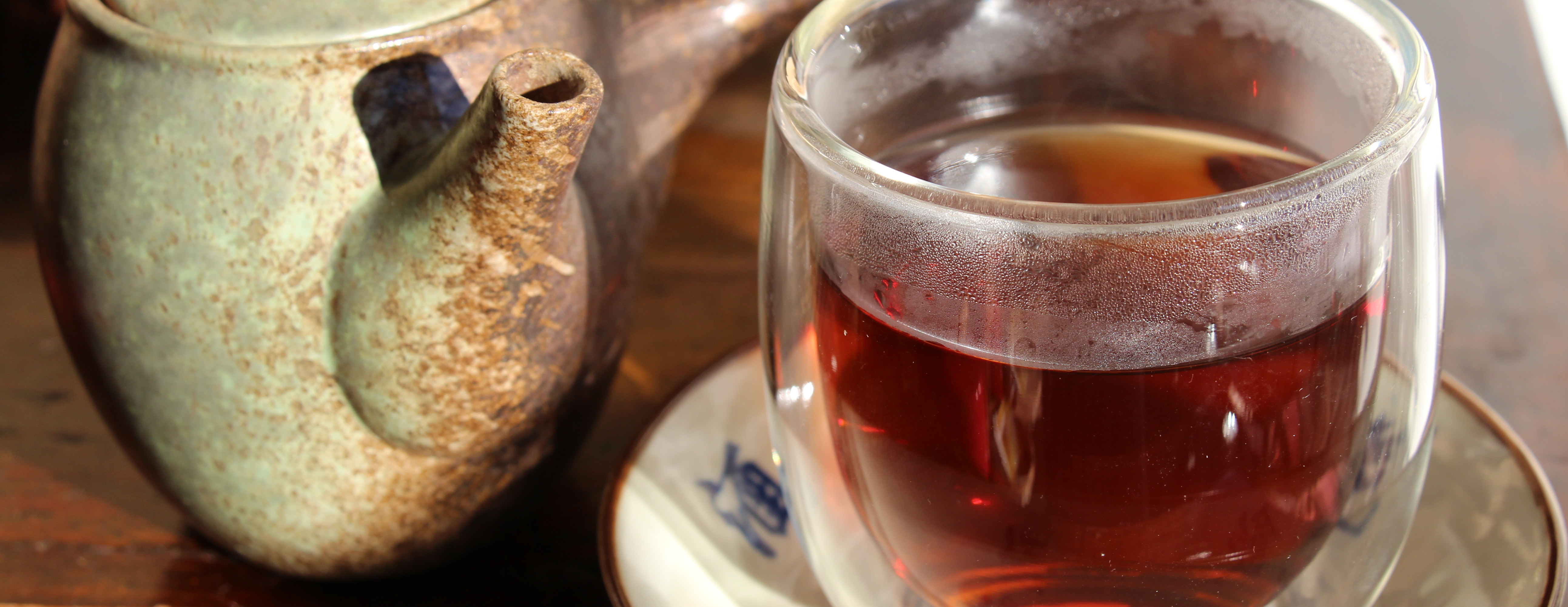 The healing properties of Puer tea are reality or fiction