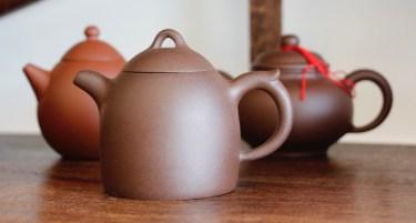 yixing perfect teapot for pu'er tea