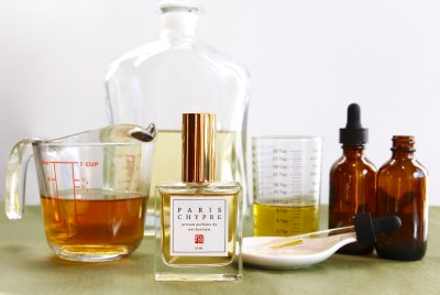 Making Natural Perfume