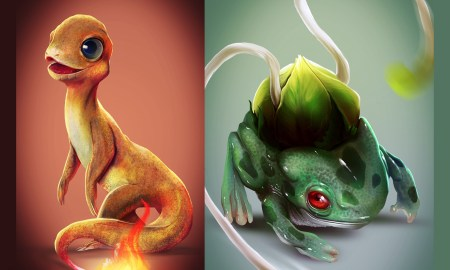 If Pokemon were real