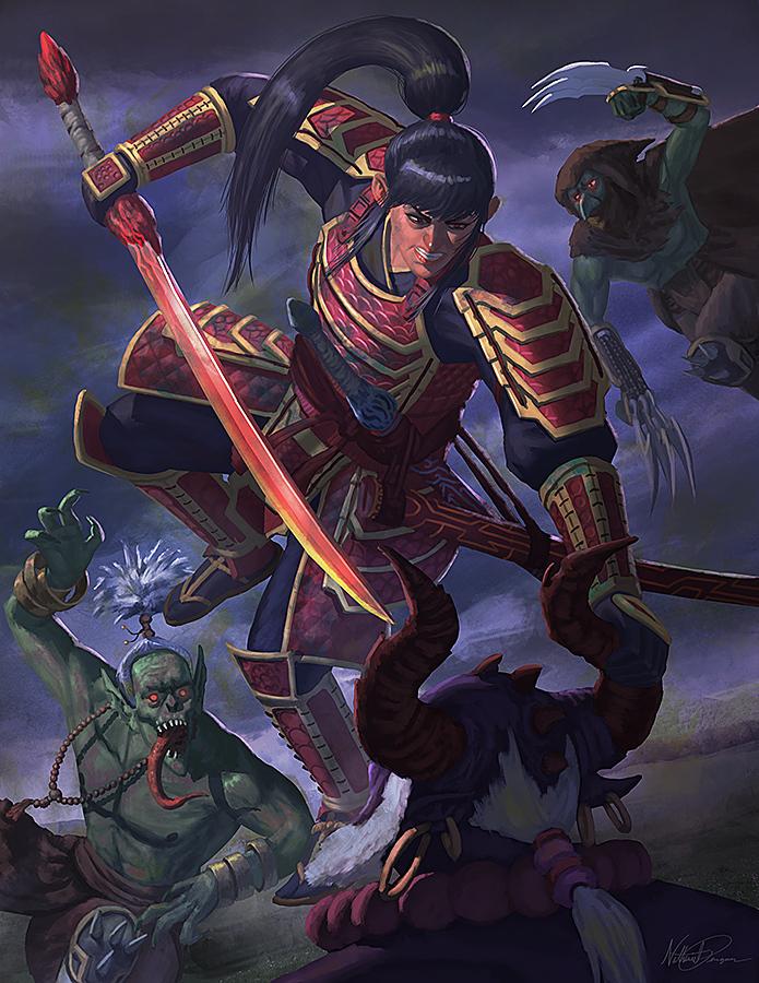 Ruby Samurai?!