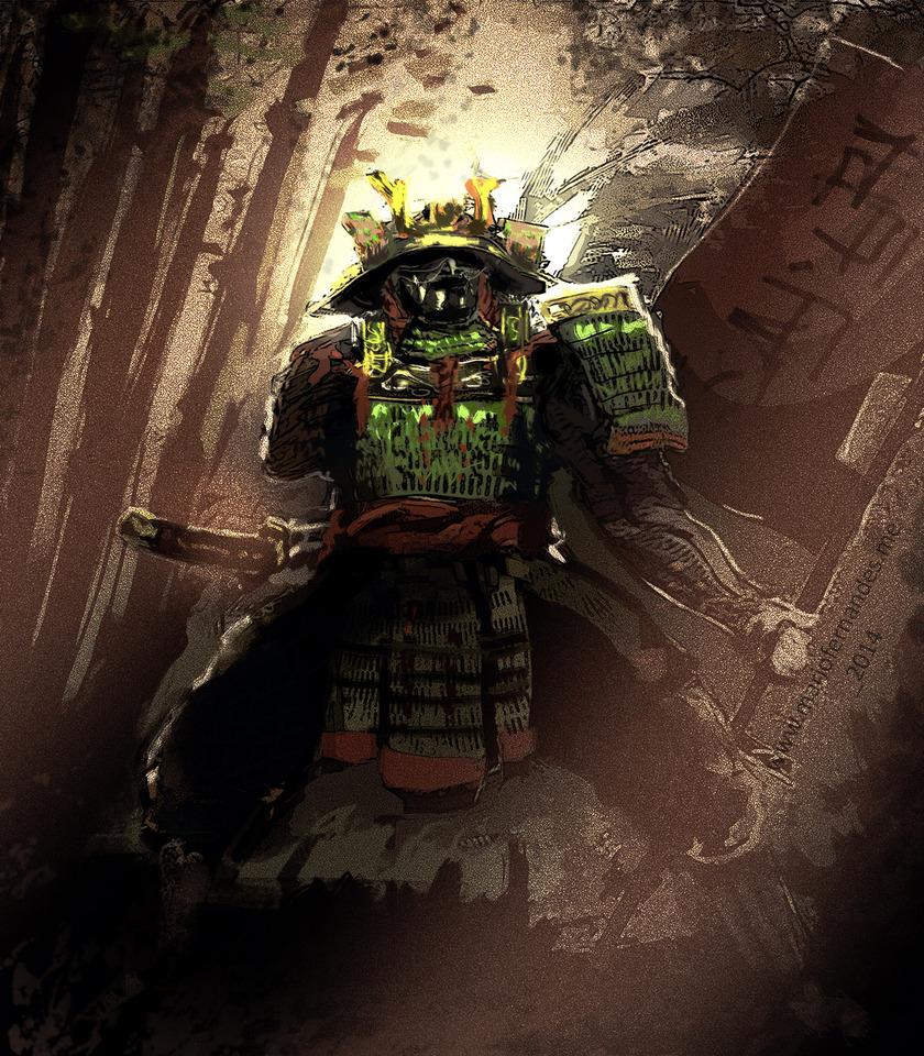 Jade Samurai