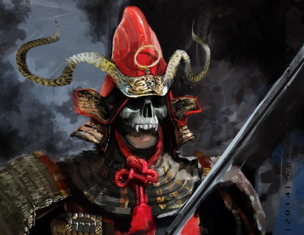 Samurai 14 06bc by Mario Fernandes