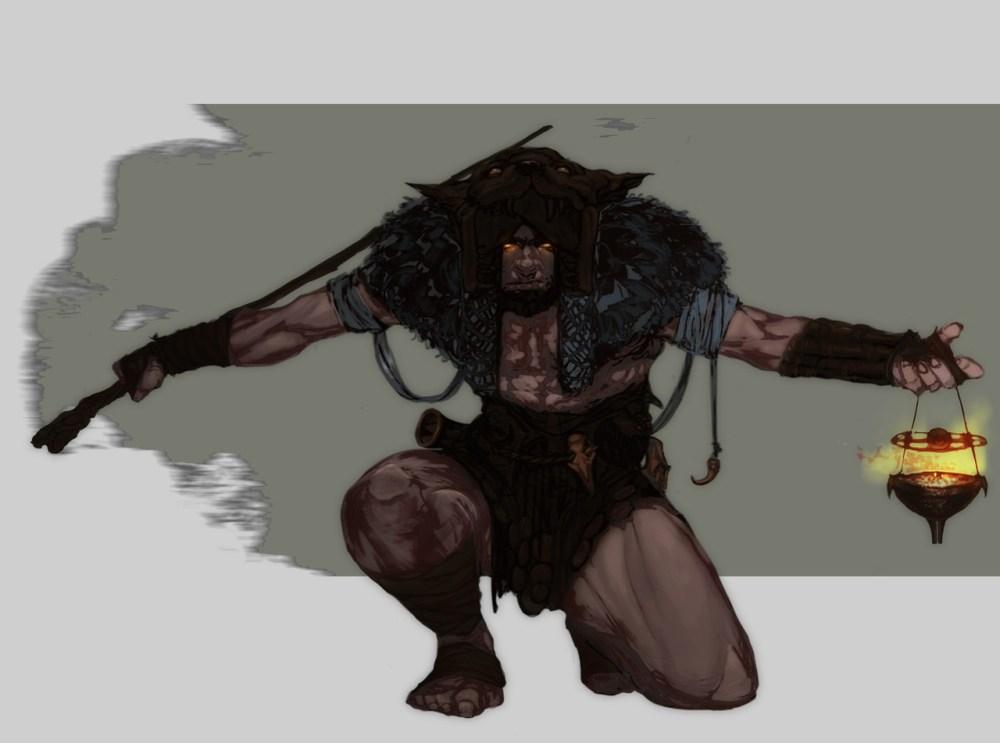 Druid by pacojudge