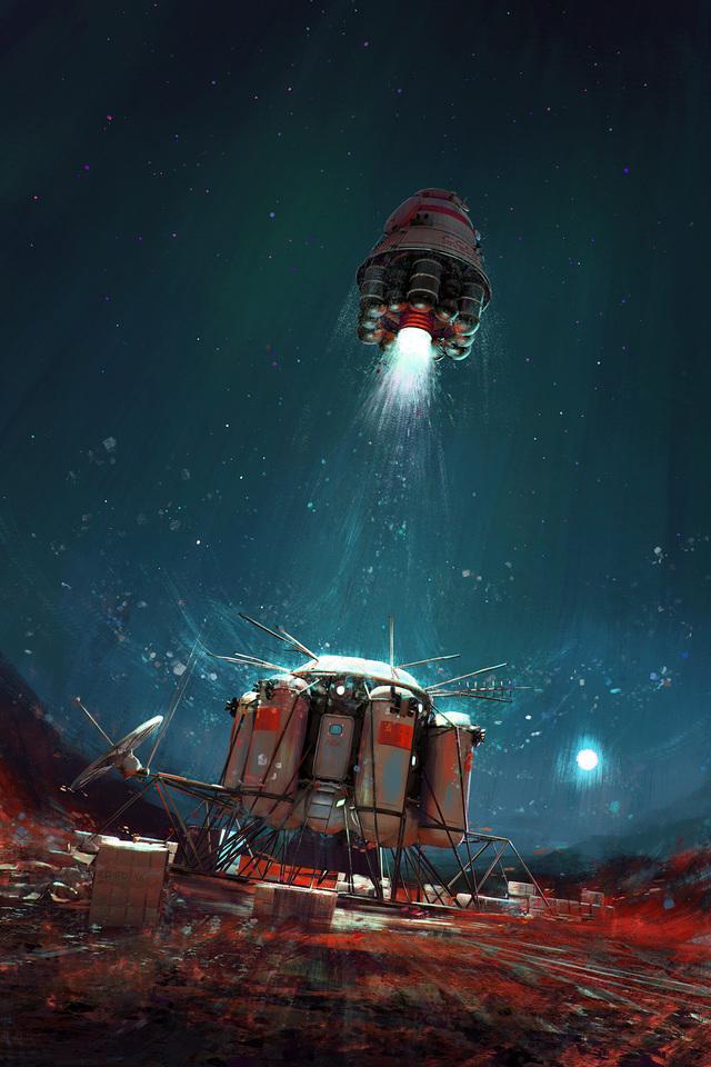 Ambition 1 Ascent by Mac Rebisz