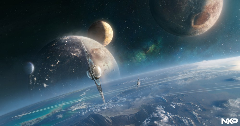 Nxp Project by Jessica Rossier