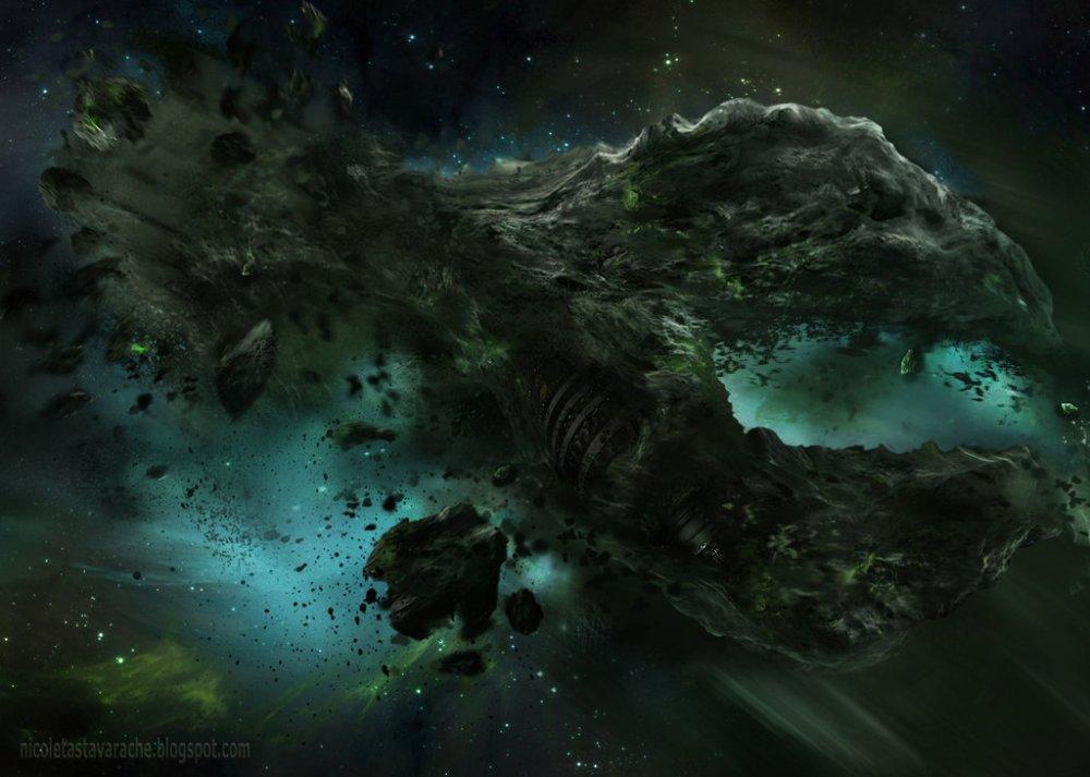Invasion by Nicoleta Stavarache