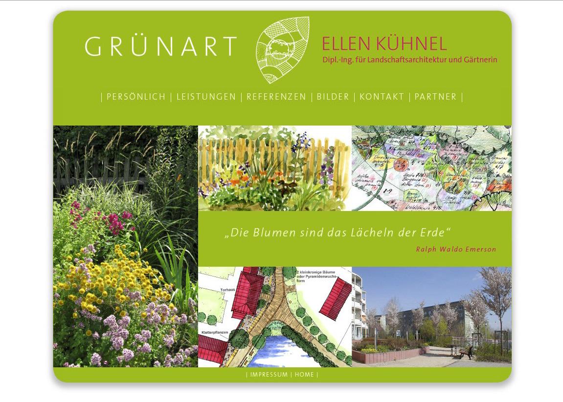 Grünart · Ellen Kühnel