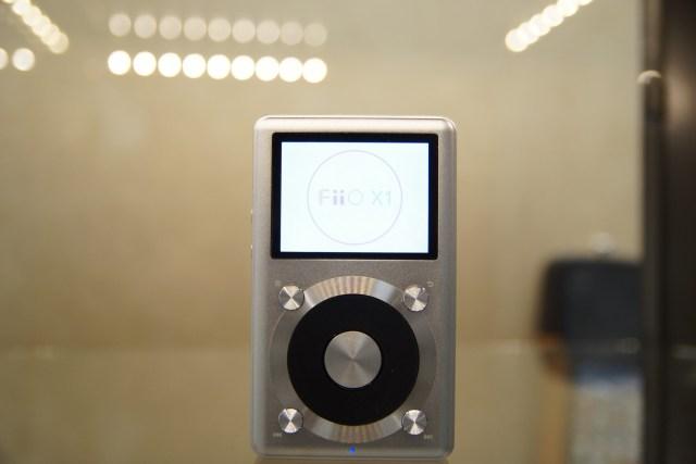 Le FiiO X1 est le premier pas dans le monde audiophile nomade.