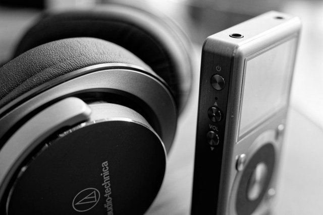 FiiO X3ii test blog audio garden