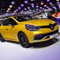 Mondial de l'Automobile 2012 : Renault Clio RS 200 EDC