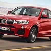 L'arrivée en photo du nouveau BMW X2 sur nos routes d'ici 2017