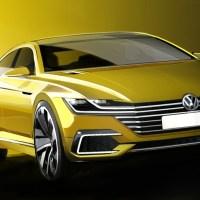 Volkswagen Sport Coupé Concept GTE en première mondiale à Genève 2015