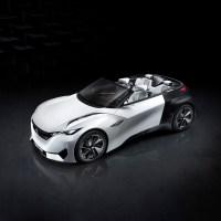 Concept Peugeot Fractal : l'ouïe au cœur de l'habitacle