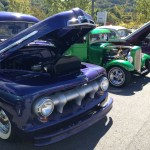 vintage vehicle lineup waynesville chevy 3rd disabled american veterans classic car show