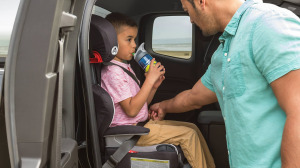 2015 Chevy Colorado child seat safety
