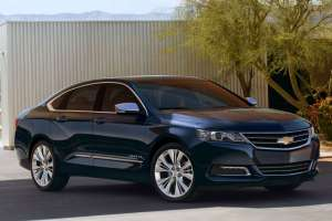 Chrysler, GM fill 8 of MSN 15 Most Improved Vehicles Last 10 Years - 2014 Chevrolet Impala