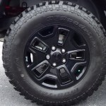 2014 Jeep Wrangler Willys Wheeler 17 inch rubicon wheels and BF Goodrich Mud Terrain tires picture
