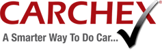 "Carchex ""A Smarter Way To Do Car..."" Logo"