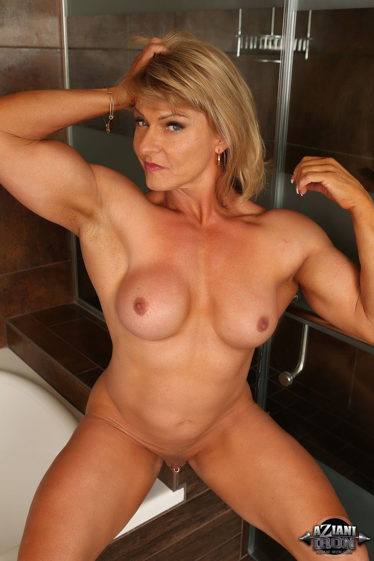 from Alfred machine sex female bodybuilders porn