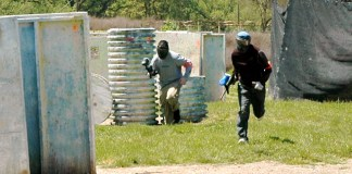 paintball en Ile de France