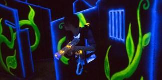 Laser Game en Ile de France