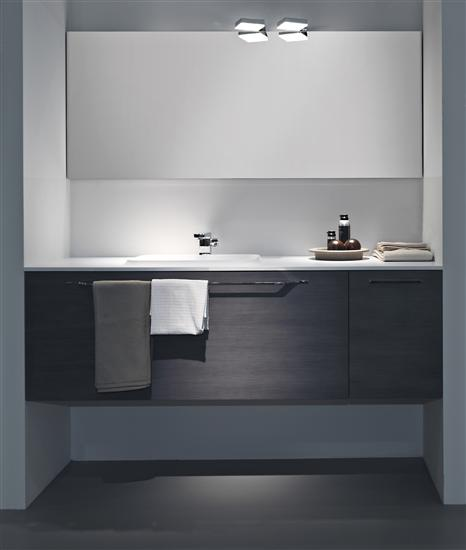 Splendide lampade per il vostro bagno bagno italiano blog - Lampade per specchi bagno ...