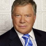 "William Shatner, Captain James T. Kirk of ""Star Trek"