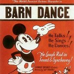 Barn Dance (1929) - Mickey Mouse Cartoon