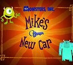 Mike's New Car (2002) - Pixar Animation Studios