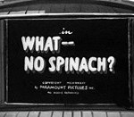 What-- No Spinach? (1936) - Popeye the Sailor