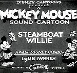 Steamboat Willie  (1928) - Mickey Mouse