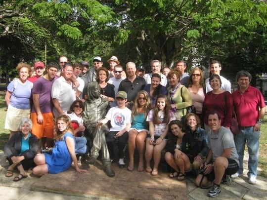 Ethan in Cuba