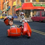 Mr. Peabody & Sherman 2