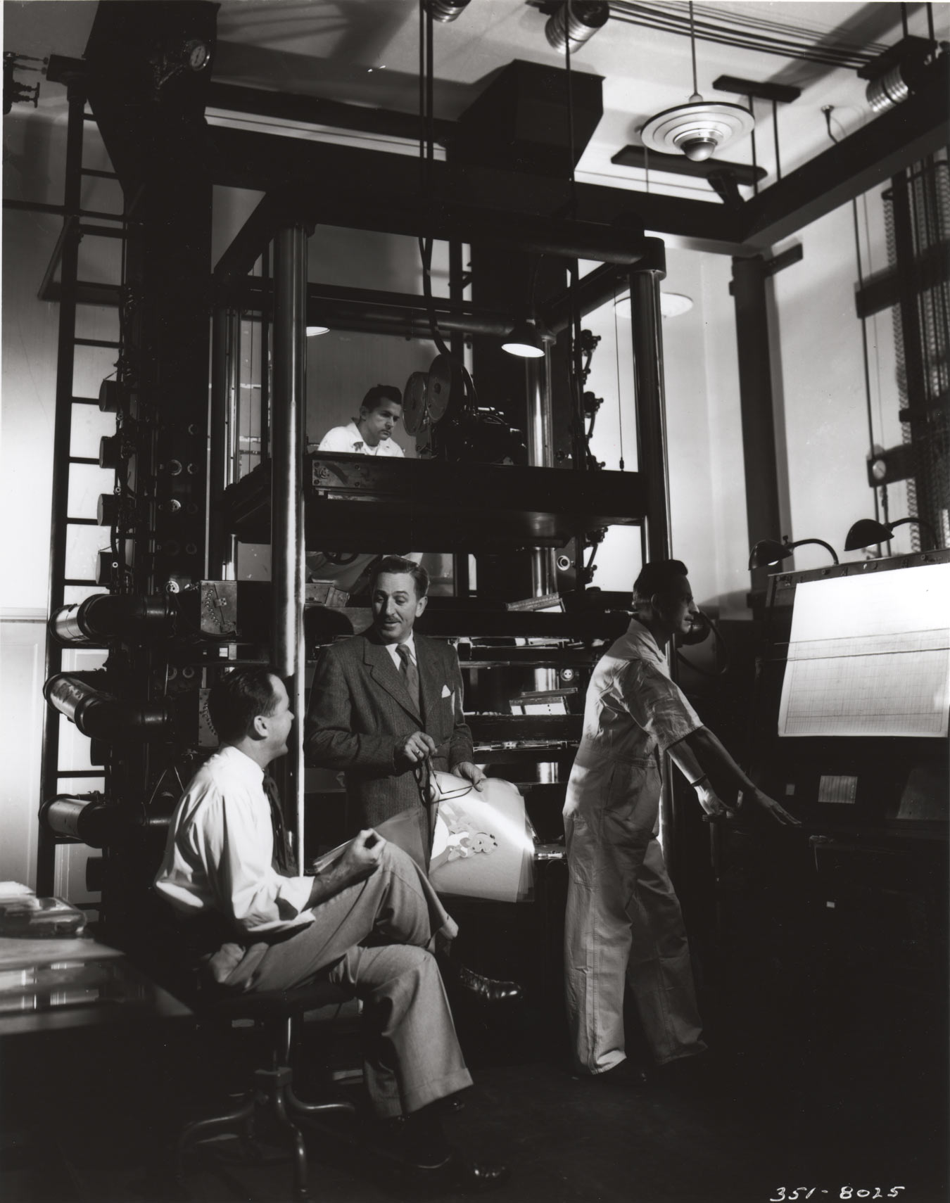 Did Walt Disney Invented The First Multiplane Camera