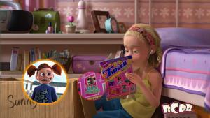 toy story 3 darla