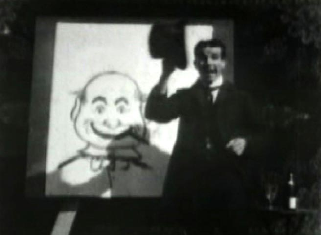 Animation History Timeline