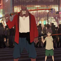 Boy and the Beast Gets US Release