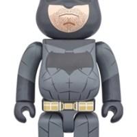 BATMAN 1000% バットマン vs スーパーマン ジャスティスの誕生 ベアブリック (BE@RBRICK) [情報]