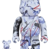 FUTURA MEDICOM TOY PLUS exclusive 100% 400% ベアブリック(BE@RBRICK) [情報]