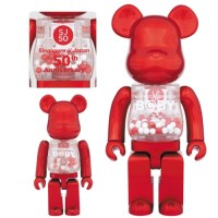 MY FIRST BE@RBRICK B@BY SJ50 100% & 400% ベアブリック (BE@RBRICK) [発売]