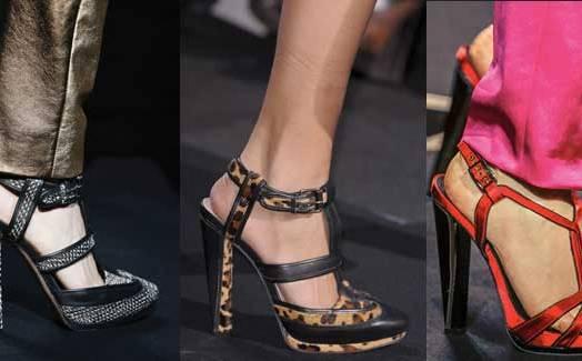 DIANE VON FURSTENBERG |MBFW New York | FW 2013 | Shoes