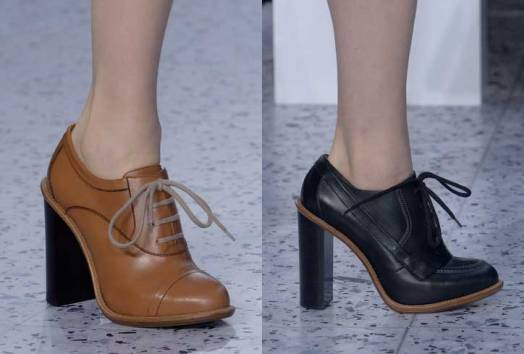 Chloe | Paris Fashion Week | Fall-Winter 2013-2014 | Shoes. Calzado