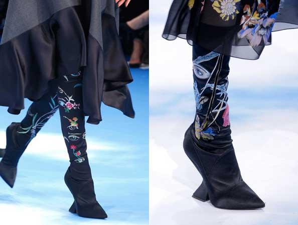 Christian Dior | Paris Fashion Week | Fall-Winter 2013-2014 | Shoes. Calzado