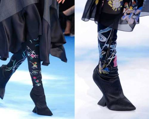 Christian Dior | Paris Fashion Week | Fall-Winter 2013-2014 | Shoes. Calzado