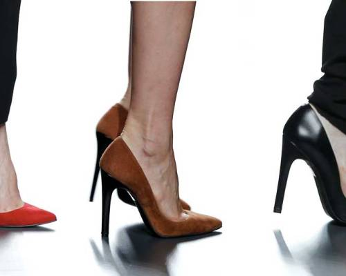 Roberto Torreta | Mercedes Benz Fashion Week Madrid | Fall-Winter / Otoño-Invierno 2013-2014 | Calzado Shoes